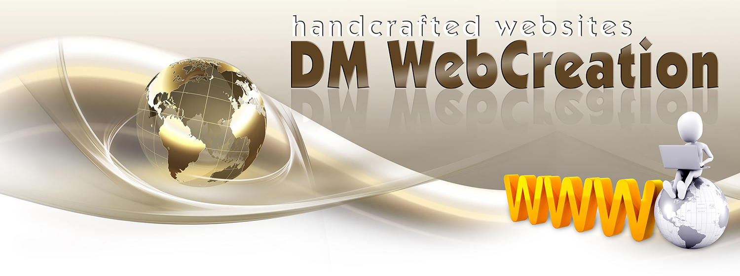 Website Design by DM WebCreation